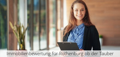 immobilienbewertung Rothenburg ob der Tauber